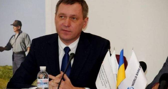 У луганского губернатора может появится заместитель— самый высокооплачиваемый в истории ОГА
