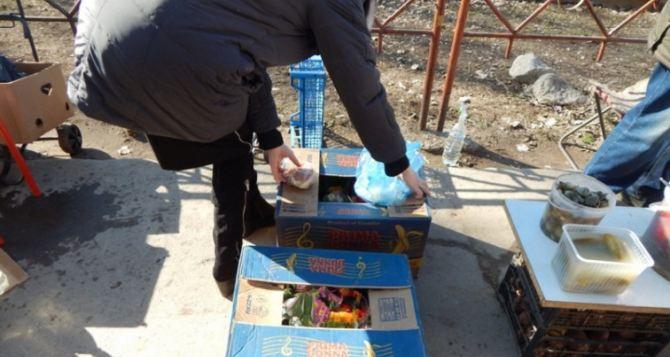 В Луганске отчитались о борьбе с несанкционированной торговлей