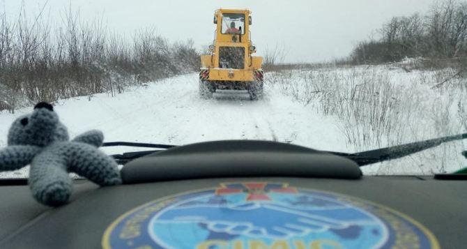 Участок Майорск— Зайцево могут стать новым местом разведения войск на Донбассе