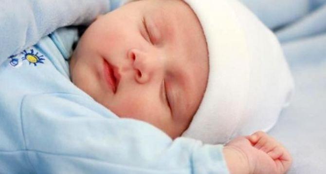 В Луганской области на рождественские праздники родилось 56 малышей