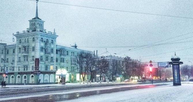 Прогноз погоды в Луганске на 17января