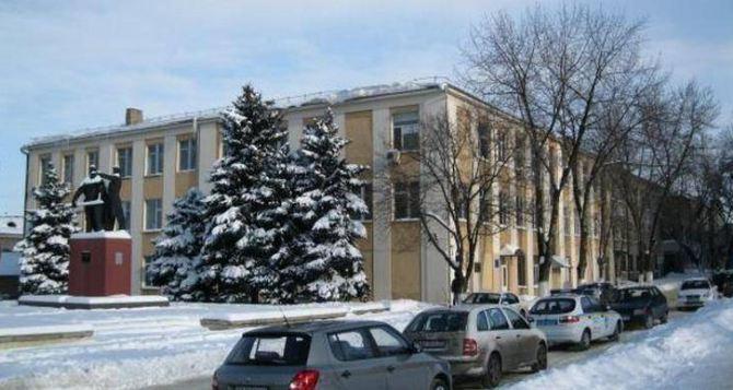 В Луганске закроют больницу— Соцсети