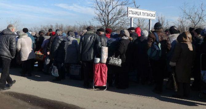 С начала года на КПВВ Донбасса скончались четверо