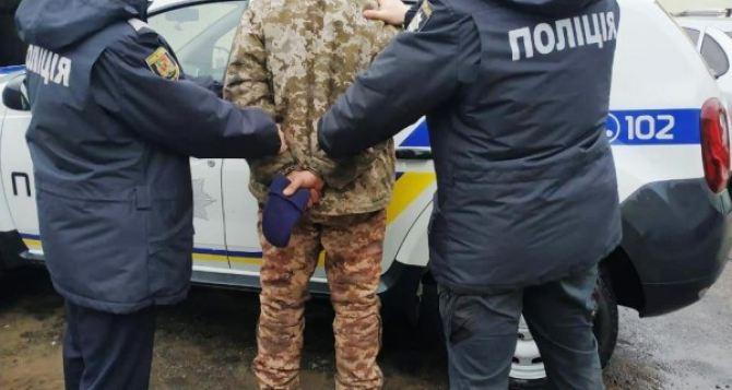 В Старобельском районе произошло убийство на почве конфликта