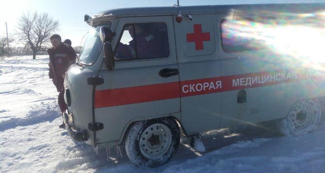 За последние двое суток из снежных заносов извлечены 9 единиц  автотранспорта и 24 человека