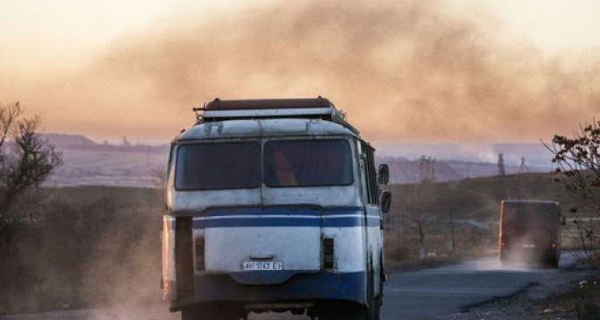 На Луганщине полиция начинает массовые проверки пассажироперевозчиков
