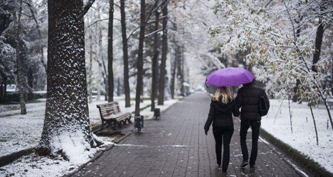 Прогноз погоды в Луганске на 22февраля