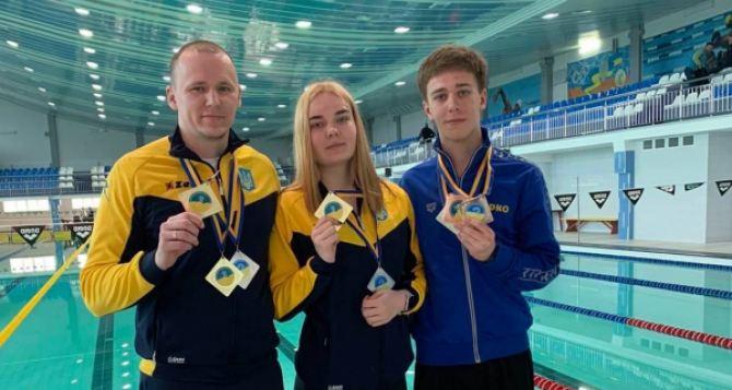 Спортсмены-подводники Луганщины стали призерам Кубка Украины