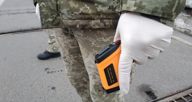 Всем жителям Луганска будут мерить температуру при пересечении КПВВ «Станица Луганская»