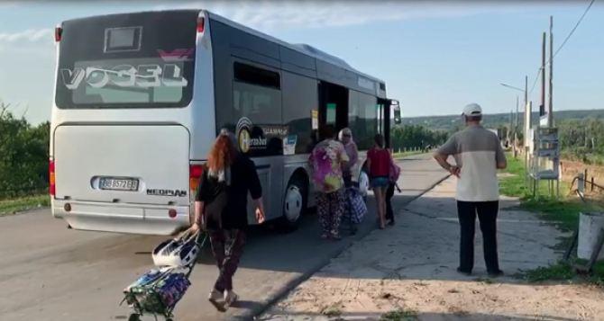 В Луганской области возобновил работу социальный транспорт: график