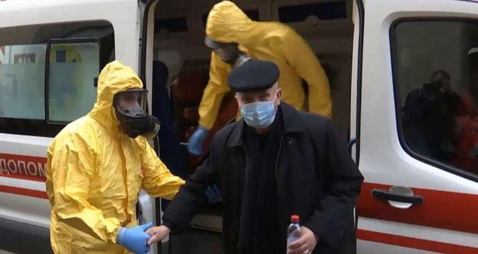 В Луганске предлагают сообщать куда следует, если ваш сосед заболел