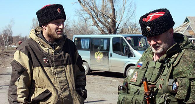 Козаки будут патрулировать улицы городов в ЛНР