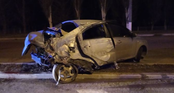 В Луганске заявили, что с начала года поймали 503 пьяных водителей