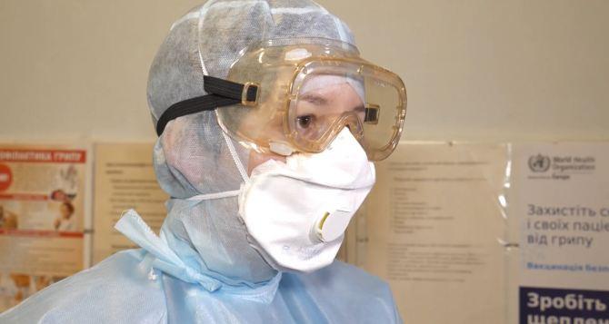 Тест-системы для определения коронавируса в Луганск завезли из России. В городе готовы изолировать до 40 человек, при необходимости