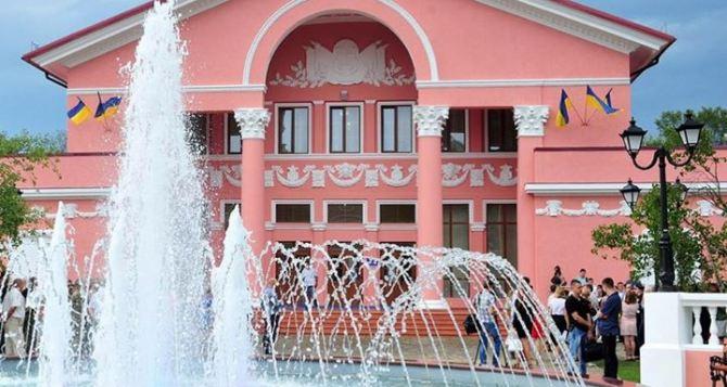 Луганский областной академический украинский музыкально-драматический театр отменяет спектакли в марте