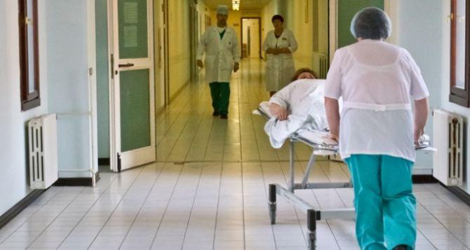 В Рубежном уже госпитализировали 5 граждан с подозрением на коронавирус