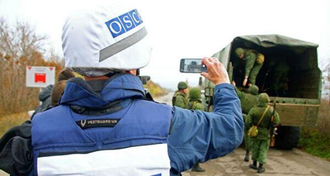 В очередной раз не удалось согласовать новые участки разведения сил на Донбассе