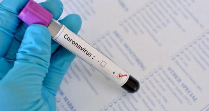 В Луганской области есть первый подтвержденный случай заболевания коронавирусом COVID-19