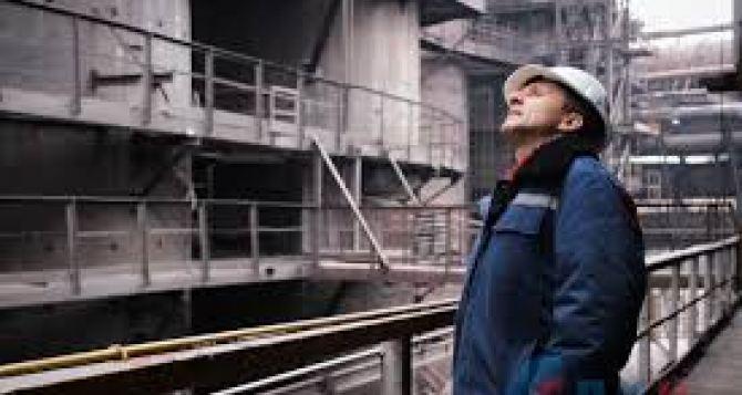 Устранение последствий обрушения газопровода на Алчевском меткомбинате закончат через пару дней