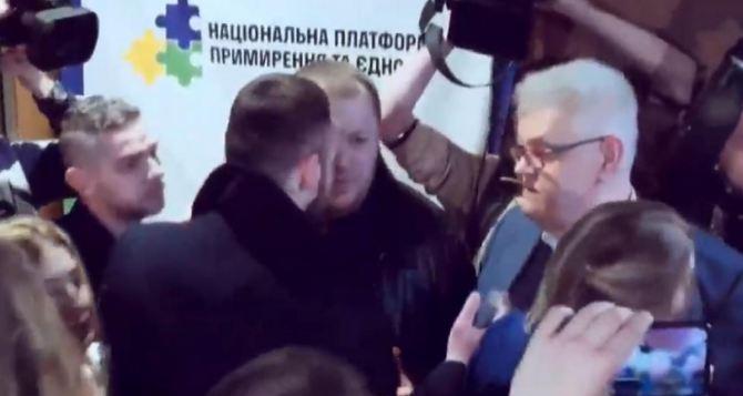 Сивохо прокомментировал свой исход из СНБО