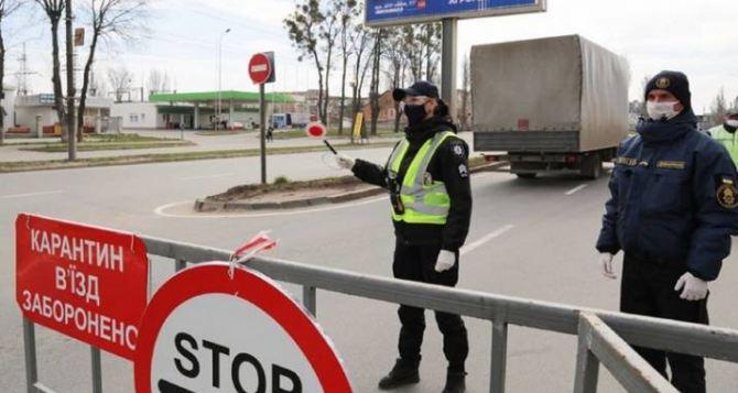 Штаб ООС отрицает необходимость получения дополнительных разрешений на въезд в Луганскую область