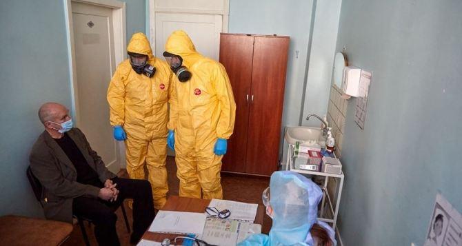 Еще двух человек госпитализировали с подозрением на коронавирус в Луганской области