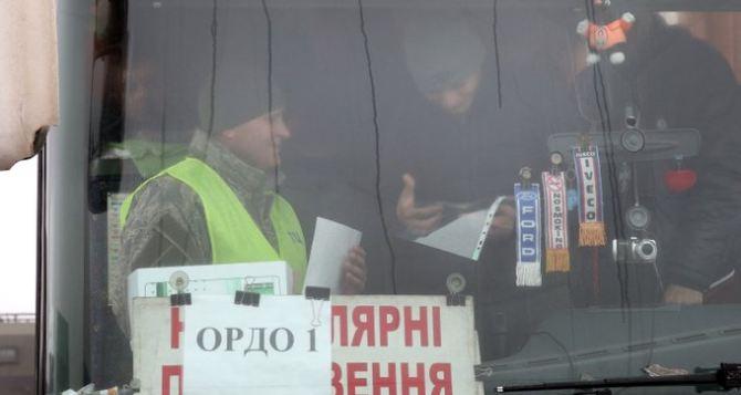 Луганск и Киев договорились об обмене пленными не позднее 17апреля