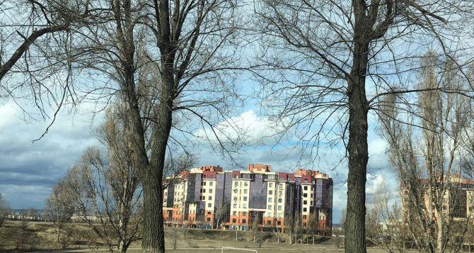 Сегодня в Луганске днем до 15 градусов тепла
