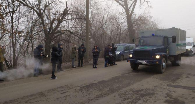 В Луганске очистили процессуально всех кого готовят к обмену пленными