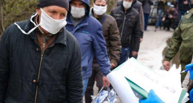 Обмен пленными между Киевом и Донецком прошел успешно. ФОТО. ВИДЕО