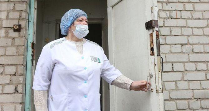 Медики опасаются, что Белолуцк станет одним из крупных очагов эпидемии  коронавируса в Луганской области