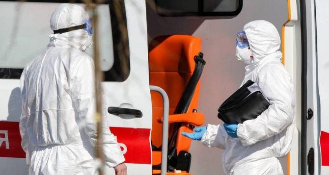 В Донецке за сутки шесть новых случаев заражения коронавирусом