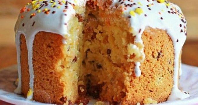 Эксклюзивные рецепты пасхальный куличей и кексов от луганских хозяек. Сравниваем с ГОСТом