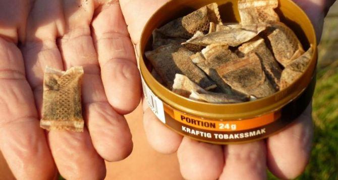 В Луганске приняли закон о запрете сосательного табака
