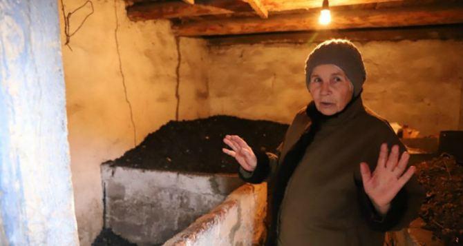 Около 500 тыс. жителей Донбасса испытывают острые проблемы с продуктами питания