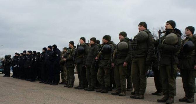 Пять луганских полицейских получили подозрение за заведомо незаконное задержание