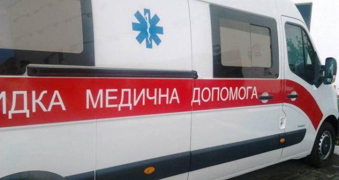 Нападение на фельдшера скорой помощи