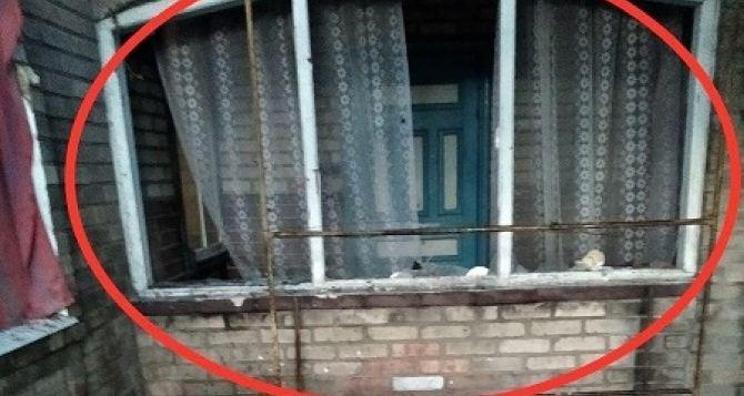 Три ребенка получили ранения во время обстрела н.п. Александровка