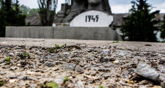 Жители Северодонецка заявили, что их город не готов к празднованию 75-летию Победы. ФОТО позора