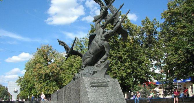 С Днем Победы, луганчане!
