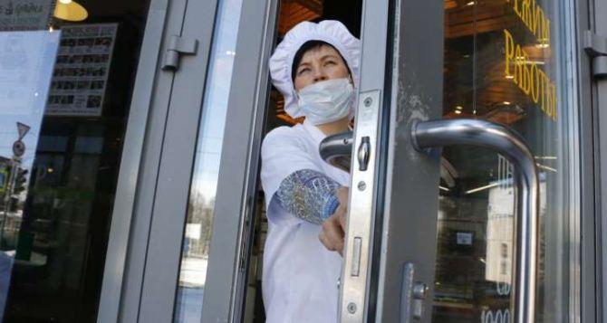 В Луганске утвердили стандарты работы предприятий общепита с 13мая