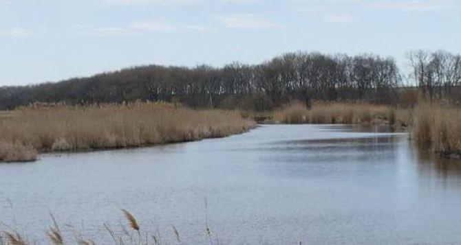 Жителей Станично-Луганского района призывают не посещать территорию у Северского Донца