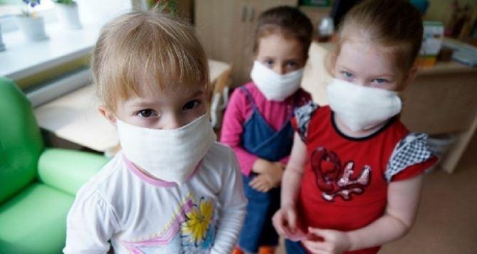 Как в детских садах Луганска борются с распространением коронавируса