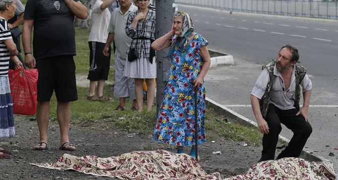 В Луганске судмедэксперты подтвердили гибель 1876 мирных жителей неподконтрольной Луганщины с 2014 года