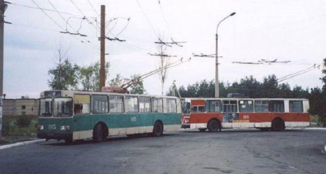 В северодонецких троллейбусах утвердили новые правила перевозки