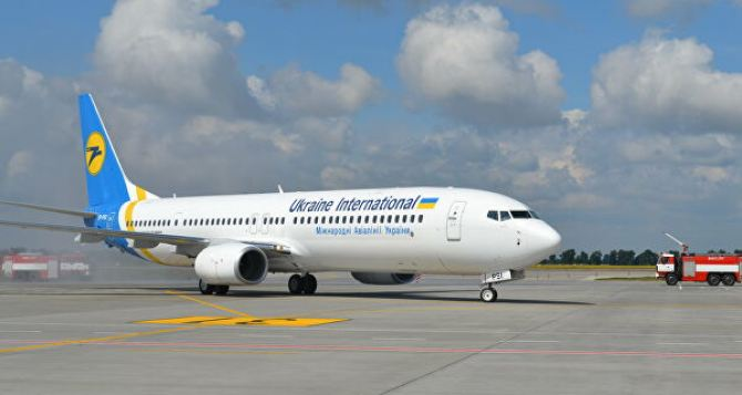 Возобновление международного авиасообщения в Украине планируется с 15июня