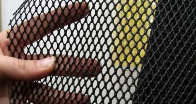 Область применения листовой сетки