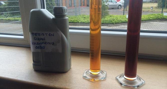 Особенности утилизации отработанного масла