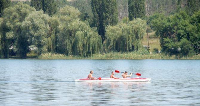 В каких водоемах Луганской области купаться разрешено