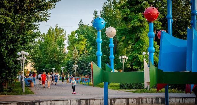 Сегодня в Луганске до 32 градусов жары, местами кратковременный дождь, гроза